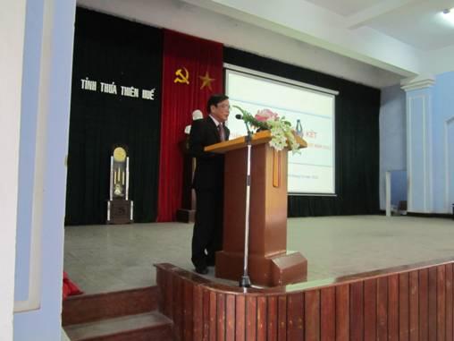 Triển khai mô hình trường tiểu học mới (VNEN) tại tỉnh Thừa Thiên Huế