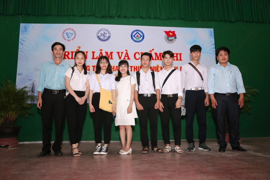 Trung tâm GDNN-GDTX Quảng Điền: Nghiên cứu khoa học dành cho học sinh  ở Trung tâm GDNN – GDTX Quảng Điền