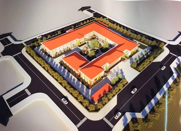 UBND tỉnh phê duyệt chủ trương đầu tư xây dựng công trình Trường Mầm non Hương Sơ (giai đoạn 1), thành phố Huế phục vụ di dời khu dân cư tại khu vực I di tích Kinh thành Huế