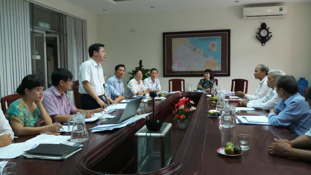 Góp ý xây dựng và hoàn thiện khung chương trình giáo dục địa phương trong chương trình GDPT 2018 của tỉnh Thừa Thiên Huế