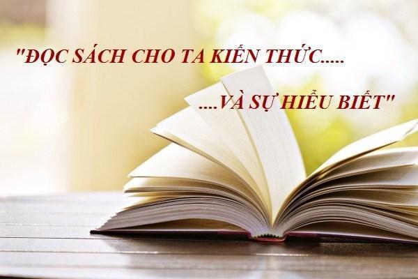 THPT Phan Đăng Lưu: Bài viết ý nghĩa về Ngày sách Việt Nam: NHÂN NGÀY SÁCH BÀN VỀ GIÁ TRỊ SÁCH