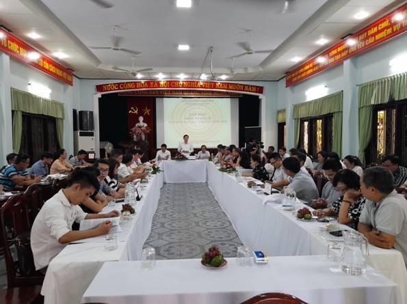 Sở GD&ĐT tổ chức gặp mặt, thông tin báo chí về tình hình giáo dục tỉnh Thừa Thiên Huế