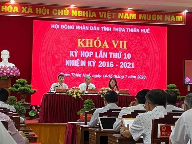 HĐND tỉnh thông qua Nghị quyết: Giữ nguyên mức thu học phí cơ sở giáo dục công lập trên địa bàn tỉnh Thừa Thiên Huế năm học 2020-2021