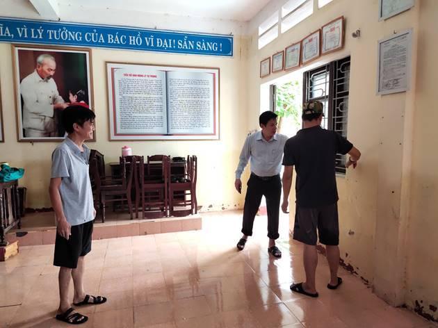 Tình hình thiệt hại sau lũ ngành GD&ĐT Thừa Thiên Huế tính đến ngày 14/10/2020