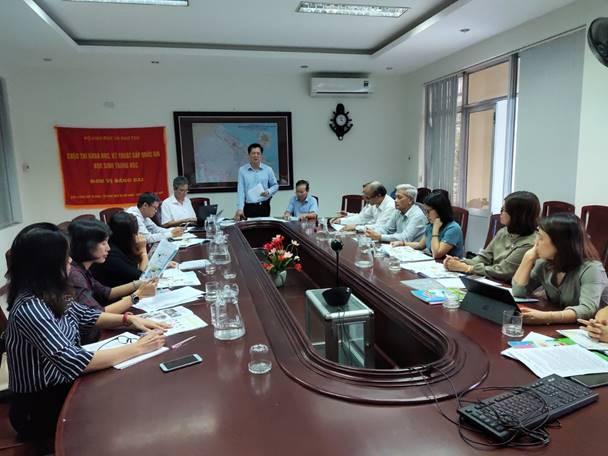 Hội nghị thẩm định tài liệu giáo dục địa phương lớp 1 tỉnh Thừa Thiên Huế