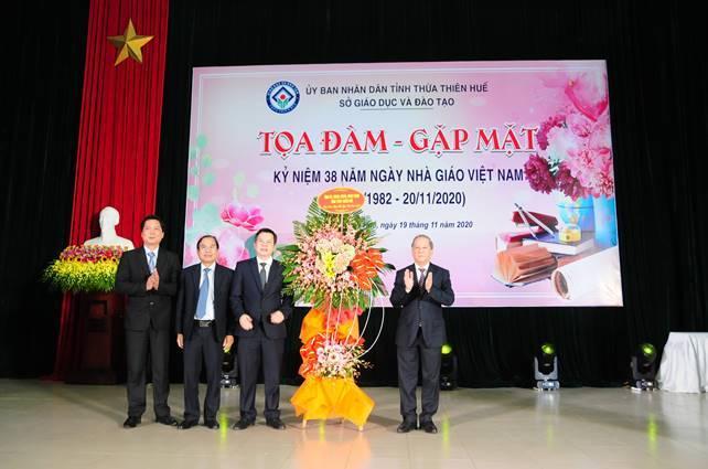 Tọa đàm - Gặp mặt Kỷ niệm ngày Nhà giáo Việt Nam 20/11/2020