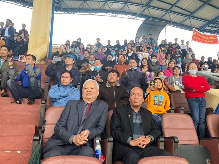 Chung kết và trao giải - giải bóng đá truyền thống học sinh THPT tỉnh Thừa Thiên Huế năm 2021