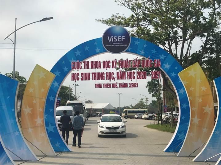 Nhiều hoạt động trước thềm khai mạc Cuộc thi Khoa học kĩ thuật dành cho học sinh Trung học cấp quốc gia năm học 2020 - 2021 tại tỉnh Thừa Thiên Huế