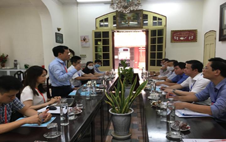 Đảm bảo an toàn, đúng quy chế, tiến độ công tác chấm thi Tốt nghiệp THPT năm 2021 tại Hội đồng thi Thừa Thiên Huế