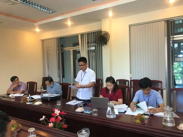 Thừa Thiên Huế tiến hành triển khai công tác chấm thi tốt nghiệp THPT năm 2021