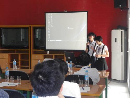 Kết quả vòng thi chung khảo – Năm đề tài được chọn tham dự cuộc thi khoa học – kỹ thuật dành cho học sinh trung học năm 2013 Quốc gia tại Hà Nội
