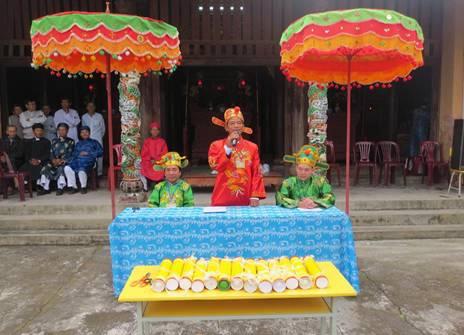 Hội thi Tìm hiểu di tích lịch sử, văn hóa, cách mạng của học sinh thị xã Hương Thủy