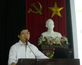 Hội nghị triển khai quy chế và chương trình BDTX giáo viên mầm non, phổ thông và GDTX